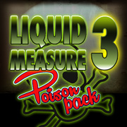 Liquid Measure 3 Poison Pack